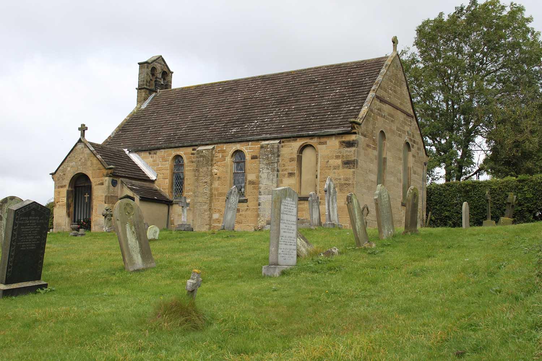 All Saints Church Girsby