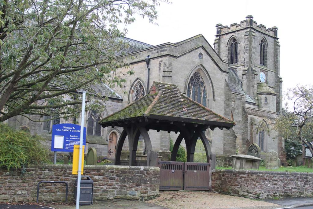 All Saints Church Hurworth