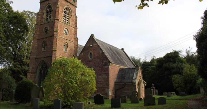 St John the Baptist Church Low Dinsdale