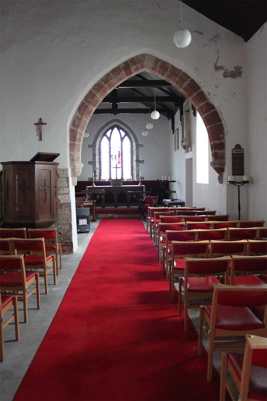 St George Church, Low Middleton